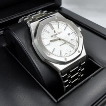 Audemars Piguet Royal Oak 41mm Silver Dial 15400st.oo.1220st.02