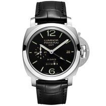 Panerai Luminor 1950 8 Days GMT PAM00233 PAM 00233 2020 nowość
