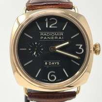 Panerai Radiomir 8 Days Rosegold - Ref 197 Limited Edition