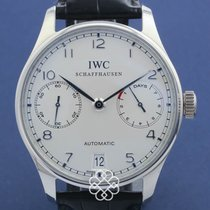IWC Platinum Automatic pre-owned Portuguese Automatic