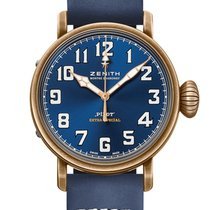 Zenith Pilot Type 20 Extra Special Bronze 40mm Blue Arabic numerals