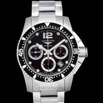 Longines HydroConquest new Steel