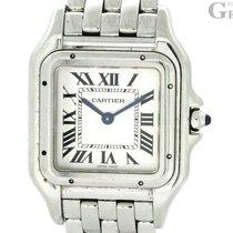 Cartier Santos (submodel) Steel 25mm White Roman numerals