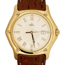 Ebel Yellow gold 36mm Quartz 887902 pre-owned United Kingdom, London