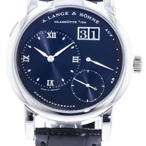 A. Lange & Söhne Lange 1 Platinum 38.5mm Black United States of America, Georgia, Atlanta
