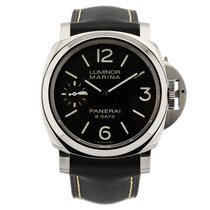 Panerai Luminor Marina 8 Days Steel 44mm Black Australia, Glen Iris