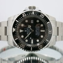 Rolex Sea-Dweller Deepsea Steel 44mm Black United Kingdom, Essex