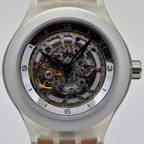 Swatch Aluminum 43mm Manual winding Swatch Diaphne One Karussell Tourbillon, Lim.-Nr.: 1887/2222 new