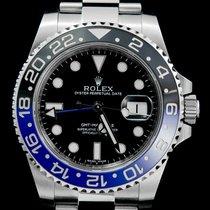Rolex 116710BLNR Acier 2015 GMT-Master II 40mm occasion Belgique, Brussel