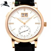 A. Lange & Söhne Langematik Rose gold 37mm Silver United States of America, California, Los Angeles