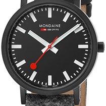 摩登 Classic 钢 黑色