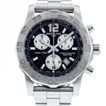 Breitling Colt Chronograph II Steel 44mm Black United States of America, Georgia, Atlanta