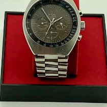 Omega Speedmaster Mark II Steel 42mm Black No numerals United States of America, Florida, Miami