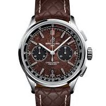 Breitling for Bentley Steel 42mm Brown No numerals United States of America, Florida, Hollywood