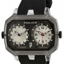 Police Ocel 52mm Quartz PL-13076JPCL/04 nové
