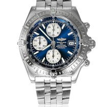 Breitling Steel 43mm Automatic A13355 pre-owned South Africa, Johannesburg