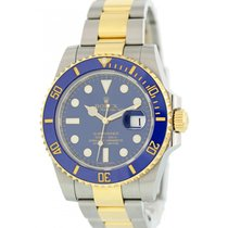 Rolex Submariner Date 116613 2017 pre-owned