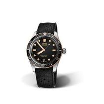 Oris 01 733 7707 4354-07 4 20 18 Steel 2019 Divers Sixty Five 40mm new