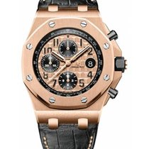 Audemars Piguet Royal Oak Offshore Chronograph Oro rosa 42mm Italia, Torino