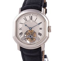 Alfred Dunhill White gold Manual winding 198.L.60.161.CN.BA pre-owned
