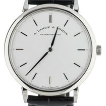 A. Lange & Söhne 211.026 White gold Saxonia 40mm United States of America, Illinois, BUFFALO GROVE