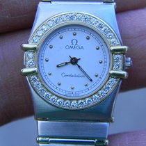 Omega Constellation Ladies pre-owned