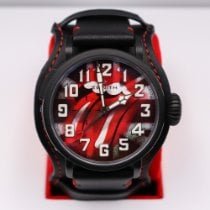 Zenith Pilot Type 20 GMT Titane 48mm Rouge