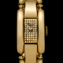 Chopard Yellow gold 19mm Quartz 41/7396-0002 pre-owned