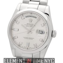Rolex Day-Date 36 118206 2001 pre-owned