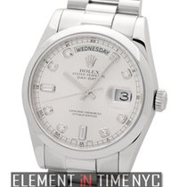 Rolex Day-Date 36 118206 pre-owned