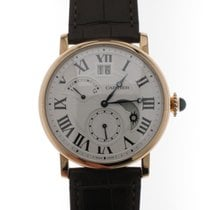 Cartier Rotonde de Cartier Retrograde Time Zone