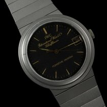 IWC Porsche Design Vintage Mens Midsize Watch - Titanium