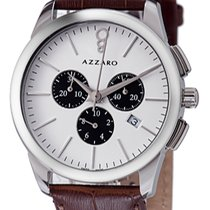 Azzaro Steel Quartz AZ2040.13AH.000 new United States of America, New York, Brooklyn