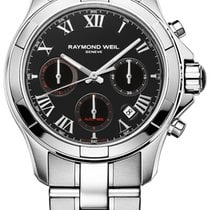 Raymond Weil Steel 41mm Automatic Parsifal new United States of America, New York, Airmont