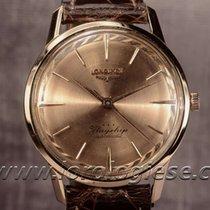 Longines Vintage 1958 Flagship 18kt. Red Gold Ref. 2503...