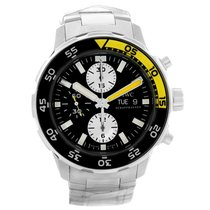 IWC Aquatimer Automatic Chronograph Day Date Mens Watch Iw376701