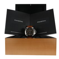 パネライ (Panerai) Luminor Marina  Logo Acciaio Mens Watch pam00632