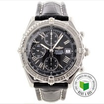 Breitling A13055 Acél Crosswind Racing 42.5mm 087245fdf2