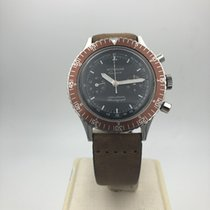 Wittnauer Steel 40mm Manual winding 7004A pre-owned