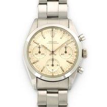 Rolex Steel Cosmograph Pre-Daytona Watch Ref. 6238