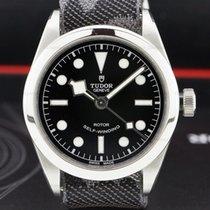 Tudor 79500-BKSS  Heritage Black Bay 36 BLACK SS (28140)