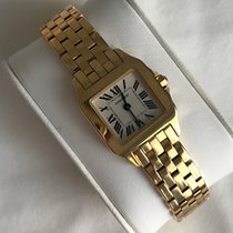 Cartier Santos Demoiselle small