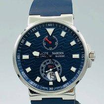 Ulysse Nardin Marine Blue Wave Full Box Set