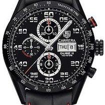 TAG Heuer Carrera Cv2a81.fc6237 Automatic Chronograph Men's...