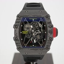 Richard Mille 49.94mm Corda manual 2014 usado RM 035