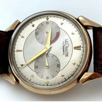 Jaeger-LeCoultre 35mm Automatic 1953 pre-owned Champagne