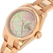 Rolex Lady-Datejust Rose gold 26mm Roman numerals United States of America, California, Redwood City