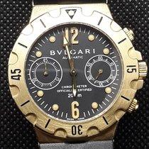 8d6d1f8b0cc Bulgari Diagono Scuba SC 38 G