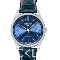 Longines L28934920 Steel Master Collection new