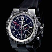 Breitling Bentley GMT tweedehands Staal